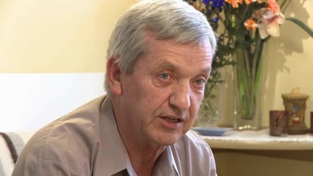 Janusz Smaczny był legendą Solidarności w Białymstoku. Teraz będzie patronem skweru. Jeśli zgodzą się radni
