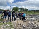 Mieszkańcy Żelisławiczek i Żelisławic sami budują Świetlicę Wiejską (ZDJĘCIA)