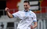 Arkadiusz Milik strzelił pierwszego gola w barwach Olympique Marsylia. Francuzi zachwyceni Polakiem