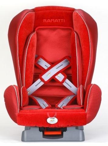 Dziecięcy fotelik samochodowy Ramatti Formula Isofix