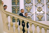 """Prezydent Andrzej Duda dla """"Sieci"""": Wystawiłbym rządowi czwórkę z plusem za 2020 rok"""
