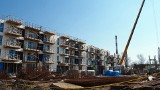 Przy ul. Celulozowej we Włocławku powstają mieszkania na wynajem. Jak przebiegają prace?