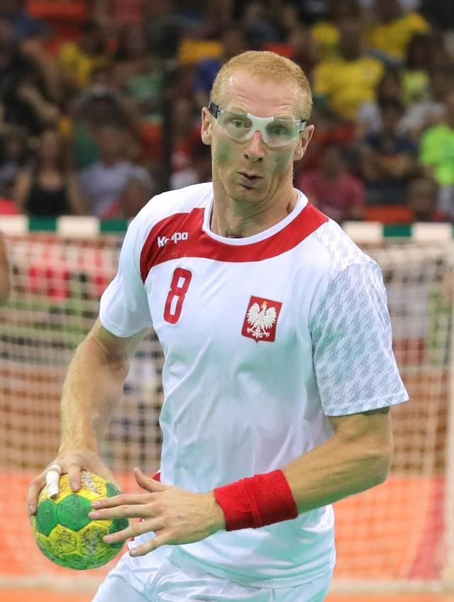 Karol Bielecki oddał w meczu z Chorwacją 15 rzutów z czego 12 wpadło do siatki.
