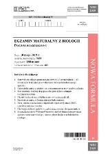 Matura 2019: Biologia poziom rozszerzony. Odpowiedzi, arkusze CKE, zadania [POZIOM ROZSZERZONY, 10.05.19]