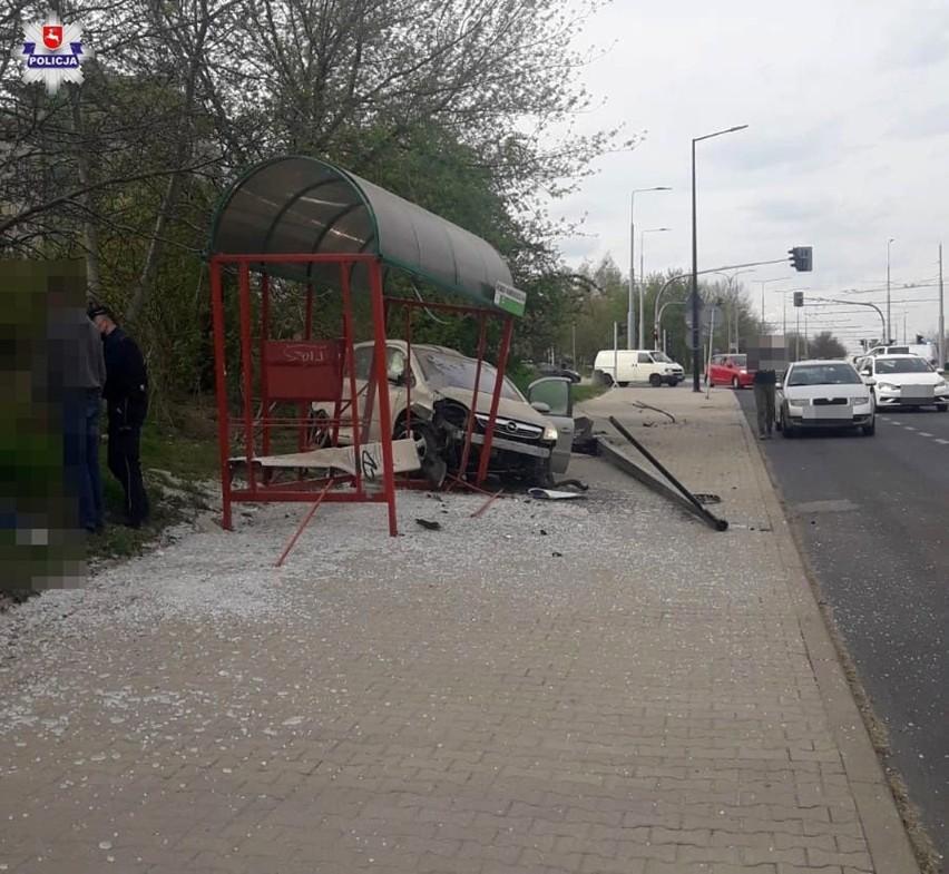 Lubelscy policjanci ruchu drogowego wyjaśniają okoliczności kilku wypadków, do których doszło w piątek po południu na ulicach Lublina