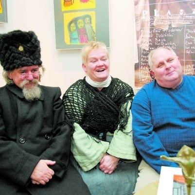 Piotr Damulewicz, Alicja Bach i Andrzej Beya Zaborski