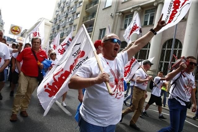 Dziś w Warszawie wielki protest energetyków. Wspierać ich będą związkowcy ze Śląska