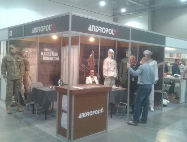 Nowe technologie Andropolu dla służb mundurowych