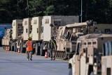 Uwaga kierowcy! Armia ćwiczy, wojskowe kolumny na drogach