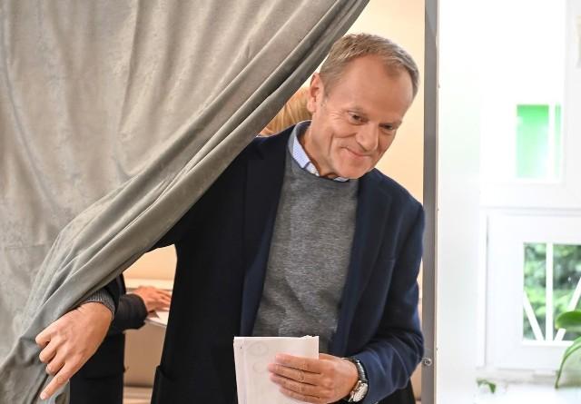 - Jestem gotów zrobić wszystko, żeby Platforma nie przeszła do historii - powiedział Donald Tusk