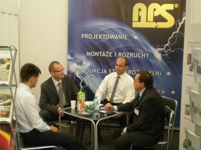 Potencjalnym wschodnim kontrahentom APS ma do zaproponowania swoje systemy sterowania i nadzoru, rozdzielnie, usługi
