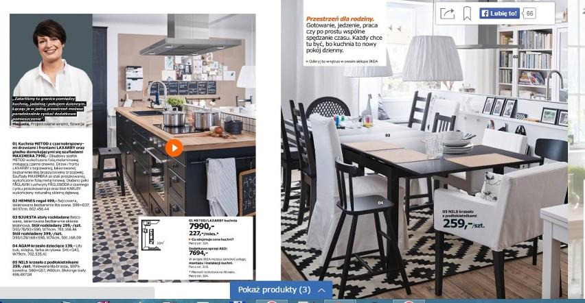 Nowość Katalog Ikea 2016 Salon Meblowy Ikea Zaskakuje