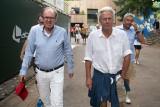 Legendarny tenisista, Bjoern Borg spotkał się z poznańskimi kibicami na golęcińskich kortach. Szwed odwiedził Poznań po 43 latach