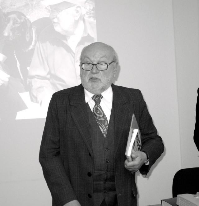 Dr Emil Biela zmarł 19 kwietnia 2021 roku