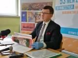 """Ponad 53 miliony złotych na inwestycje w Ostrowcu. To """"bezpiecznik"""" dla lokalnych firm [WIDEO]"""