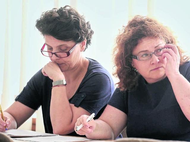 Elżbieta Kryńska (z lewej) mieszka w okolicy ul. Przemysłowej i Podleśnej. Tam też ma być wysoka zabudowa.  - Cel tego planu był inny - powstrzymać deweloperów - mówiła.