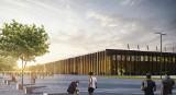 Co z nowym stadionem dla Katowic? Projekt dopiero pod koniec roku WIZUALIZACJE