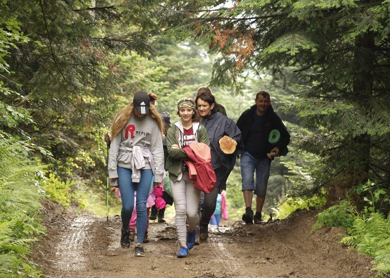 Odkryj Beskid Wyspowy. 23 czerwca Jasień, Polana Skalne i