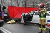 Wypadek pod Lesznem: Maks, Staś i ich mama Ania są już w domu. Co dalej ze sprawcą wypadku?