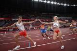 Tokio 2020. Co za start! Sztafeta mieszana 4x400 m pobiła rekord Europy w drodze do finału