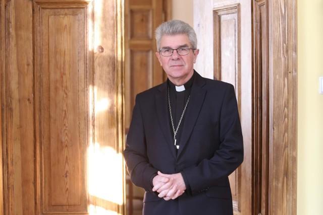 Bp Marian Niemiec, proboszcz parafii ewangelicko-augsburskiej w Katowicach