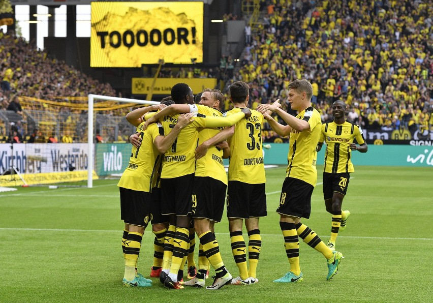 """Liga Mistrzów. Forma rywali Legii - """"potwór"""" z Dortmundu..."""