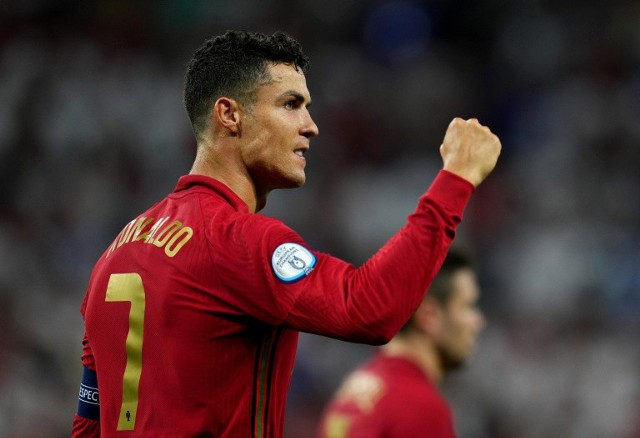 Cristiano Ronaldo zdobył dla Portugalii 109 bramek