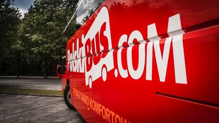 PolskiBus połączy Kielce z Brnem i Pragą!