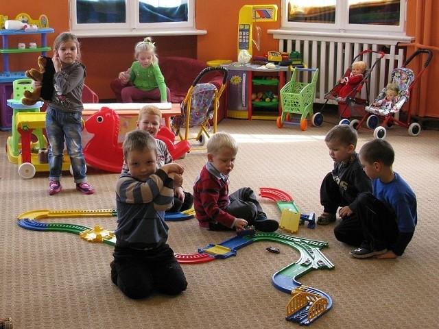 Według ratusza, dzieci na prywatyzacji przedszkoli w Bytowie nie stracą. Na zdjęciu Przedszkole nr 3.