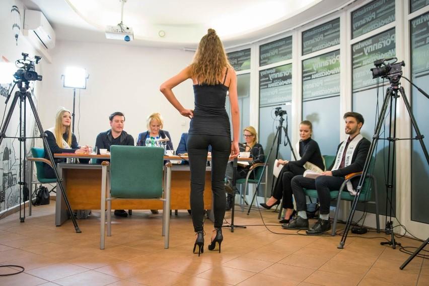 Zdjęcia z I castingu na Miss i Mistera Podlasia 2018