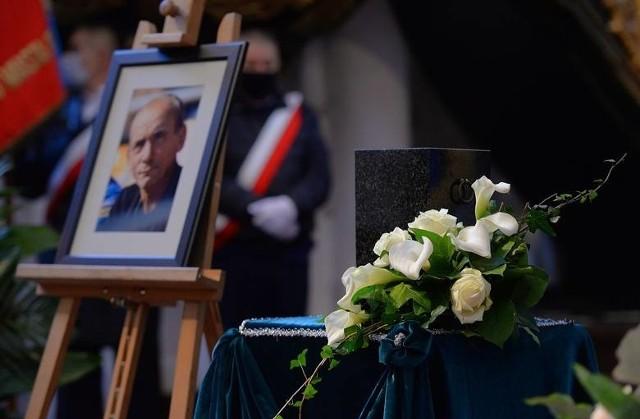 Pogrzeb Zenona Plecha w Gdańsku