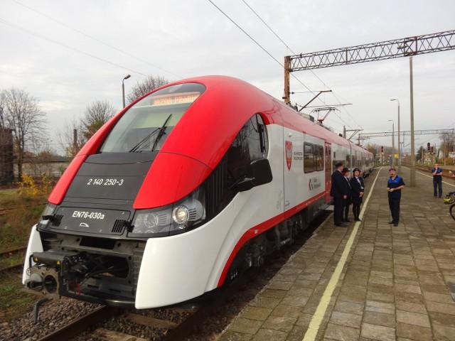 W kolejnych latach po Wielkopolsce ma kursować coraz więcej nowoczesnych i wygodnych pociągów.