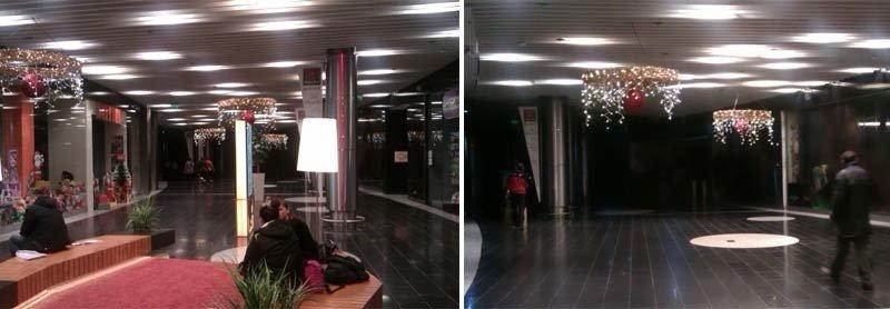 fd525de2 W Millenium Hall działa zasilanie awaryjne. Zdjęcie wysłane na  <b>alarm@nowiny24