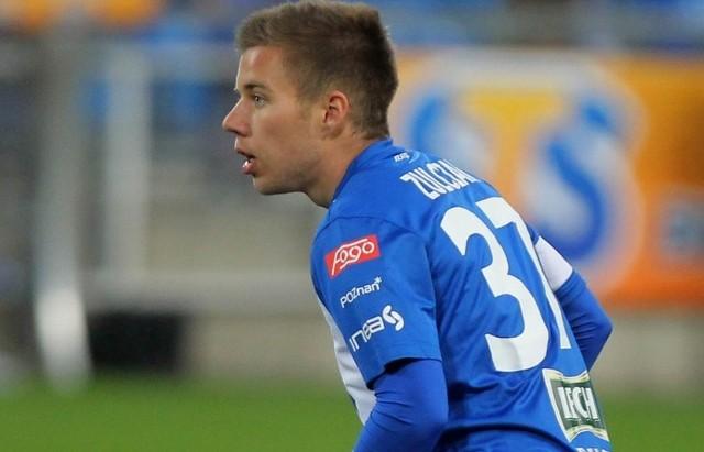 Niklas Zulciak znowu w Lechu Poznań. Czy tym razem przebije się do pierwszej drużyny?
