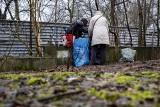 Poznań: Ochotnicy posprzątali w Parku Kasprowicza. To generalne porządki po zimie i apel, aby nie wycinać drzew [ZDJĘCIA]