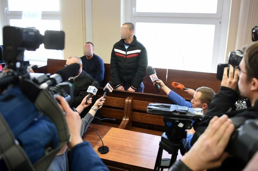 Podczas czwartkowej rozprawy obaj mężczyźni wyrazili skruchę