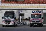 Wrocław: Szpitale zwiększają liczbę łóżek dla chorych na covid-19