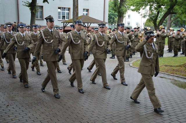 Święto 10 Brygady Logistycznej w Opolu.