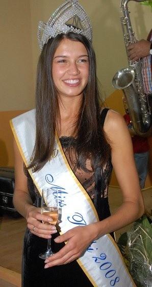 Aktualna Miss Polski Klaudia Ungerman.