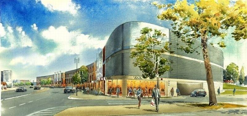 Tak będzie w przyszłości wyglądała Galeria Jagiellońska, największa w regionie galeria handlowo-rozrywkowa.