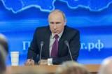 Uroczystości w Yad Vashem. Przemawiał Władimir Putin. List prezydenta Andrzeja Dudy w największych dziennikach świata