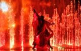 Folk dookoła świata - nowy pokaz fontanny multimedialnej