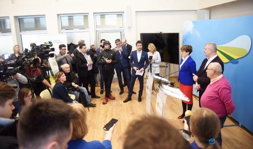 Konferencja odbyła się w środę, 4 marca w urzędzie...