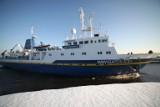 Nawigator XXI, Statek Akademii Morskiej w Szczecinie zawinął do Ustki