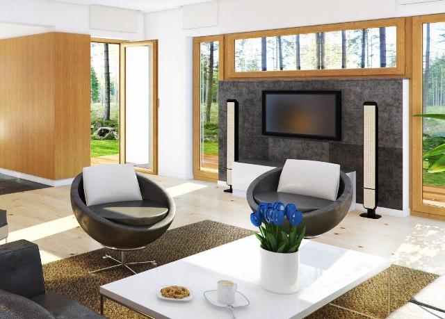 Wnętrze domu jednorodzinnegoPopraw komfort życia we własnym domu jednorodzinnym