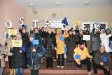 Ostrołęka. Protest w obronie niezależności sądów i sędziów