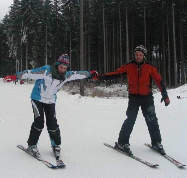 W Zlatych Horach poszusować mogą i doświadczeni, i początkujący narciarze.
