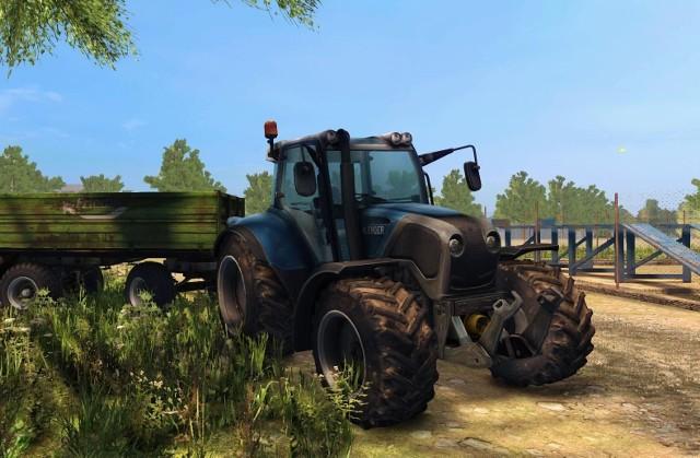 Symulator Farmy 2015Symulator Farmy 2015: W tym roku dożynki będą w grudniu