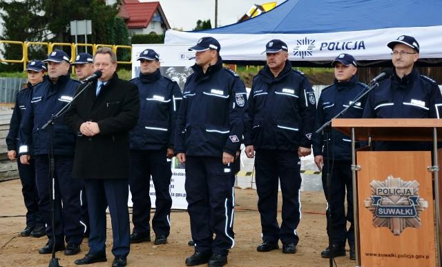 Tego chcieli mieszkańcy i władze. W województwie podlaskim powstanie kolejny, nowoczesny posterunek policji.