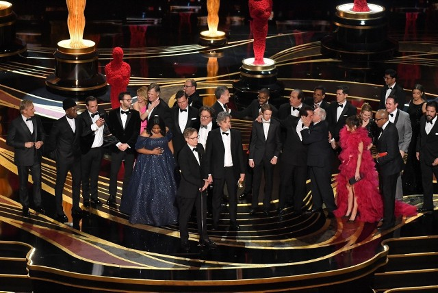"""Oscary 2019: WYNIKI. Kto wygrał? Laureaci Oscarów 2019: """"Green Book"""", Malek, Coleman [PEŁNA LISTA zwycięzców] """"Zimna wojna"""" bez statuetki"""